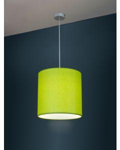 Ø 30cm LED-Lampenschirm, Baumwolle Polyester Mix